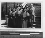 Maryknoll Sisters at Russian Academy at Dalian, China, 1938