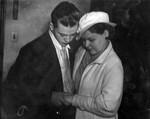 Leroy Drake and Veula Hayden