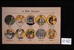 Le Kas Allemand. N.B. - Par un phenomene encore inexplique, l'alphabet allemand ne comprend qu'une seule letter: K. Kulture, Kuisine, Kapital, Kouturie, Karde-au-Rhin, Kolossale-Flote, Kuirassier, Krace, Kamelotte, Kalanterie