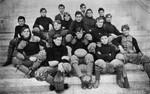Hollywood High School football team