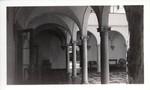 Arcade of Eucalyptus Court, Scripps College