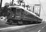 Long Beach Pacific Electric car