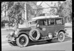 Lincoln Limousine. 1931