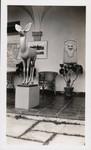 Deer sculputre, Scripps College