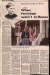 Georgiana Bruce Kirby; when feminism wasn't in flower