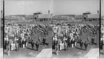 Arrival of Diplomats, at Ft. Niagara during Four-Nation Celebration, Niagara Falls, N.Y. Sept. 3 to 6, 1934