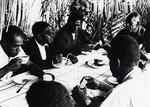 A breakfast meeting between native pastors
