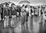 Rain doesn't dampen women's rights march