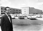Charles Heath views Antelope Valley Hospital