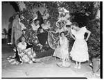 Society (Flintridge Guild Fiesta at home of Elmer J. Frame, 4379 Chevy Chase Drive), 1951