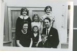 Robert Frahm family, Stockholm, Sweden, 1966