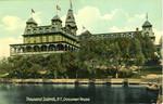 Postcard, Crossman House