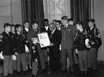 Northridge Military Academy receives proclamation