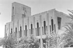 Den Evangeliske Kirke i Bahrain (arkitekt Ove Bro Henriksen), The Evangelical Church in Bahrain (architect Ove Bro Henriksen)1978