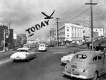 Redondo Beach in 1954
