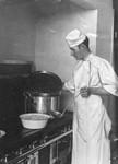 Jail boasts a modern kitchen