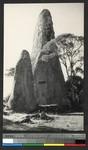 Granite rock formations, Morgenster Mission, Zimbabwe, ca. 1920-1940