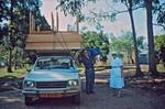 Health Work in Tanzania - The DMS Missionaries, Nurse Ellen Margrethe Christensen and Architect, Sundhedsarbejde i Tanzania - DMS missionærer, sygeplejerske Ellen Margrethe Christensen og arkitekt Karl Emil Lundager, Izimbya Klinik, Nordveststiftet, ca.1985