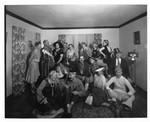 Costume - Stockton: Unidentified group in costume
