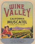 Filippi Winery wine label - Wine Valley