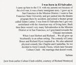 Biography of Salinas
