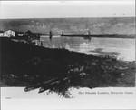 Old Steamer Landing, Petaluma Creek, Petaluma, California, about 1960