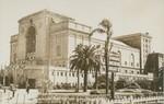 Municipal auditorium, Long Beach, Calif