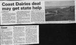 Coast Dairies deal may get state help
