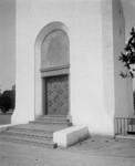 Entrance to the Hale Solar Laboratory, Pasadena