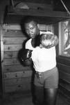 Boxer Thad Spencer