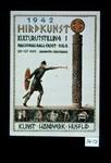 1942 Hirdkunst Kulturutstilling i Nasjonalgalleriet, Oslo. 25-27 Sept. Arrangor: Hirdstaben Kunst Handverk Husflid