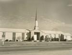 Mormon church building