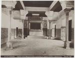 No. 131 Granada. Interior de la Mezquita arabe convertida en Iglesia Catolica. (Alhambra)