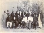 Malagasy pastors, in Antananarivo, Madagascar