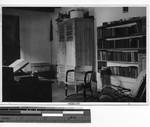 A pastors room at Luojing, China, 1940