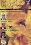 Buletinul Cultului Penticostal - Biserica lui Dumnezeu Apostolica, The Word of Truth, 2009, vol. 20, no. 5 = Cuvantul Adevarului, 2009, anul XX, nr 5