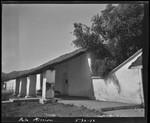 San Antonio de Pala Asistencia, external view, Pala, 1922, San Antonio de Pala Asistencia