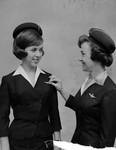 Panorama City girl earns stewardess wings