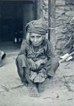 Gorkha District. Nepali woman, the neighbour of UMN Missionary and School Teacher, Tove Madsen, Gorkha distrikt. Nepalesisk kvinde, nabo til UMN missionær og lærer, Tove Madsen, Namjung, april 1984