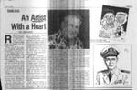 Ralph Gray: an artist with a heart