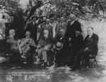Orange County Historical Society, 1929