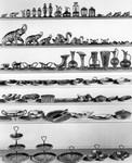 Large ceramics display
