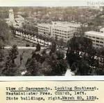 Sacramento cityscape