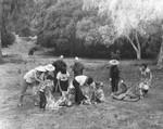 Clean-up at Elysian Park