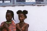Mbororo hairstyles, Cameroon, 1953-1968