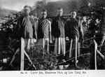 Lærer Jen og Brødrene Hou og Leo Tang An, The teacher Jen and the brothers Hou og Leo Tang An