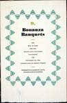 Bonanza Banquets
