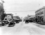 North Hollywood on Lankershim - main boulevard 1927