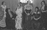 Women in costumes