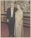 Mr. and Mrs. Charles Von der Ahe